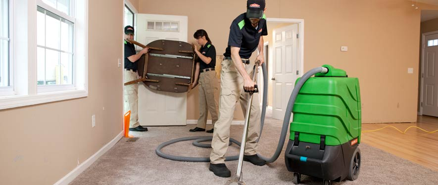 Holmdel, NJ residential restoration cleaning